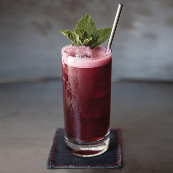 Beetroot Collins