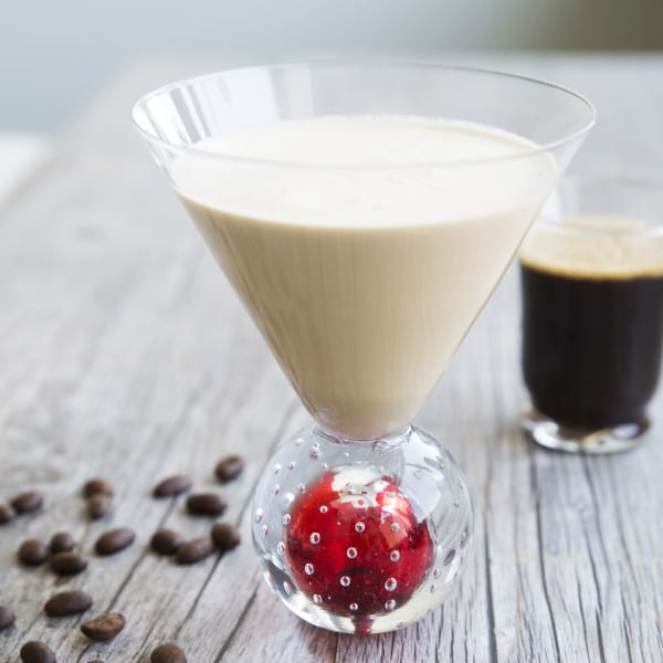 Coffee Syllabub