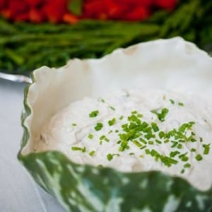 Ben Moïse's Vegetable Dip