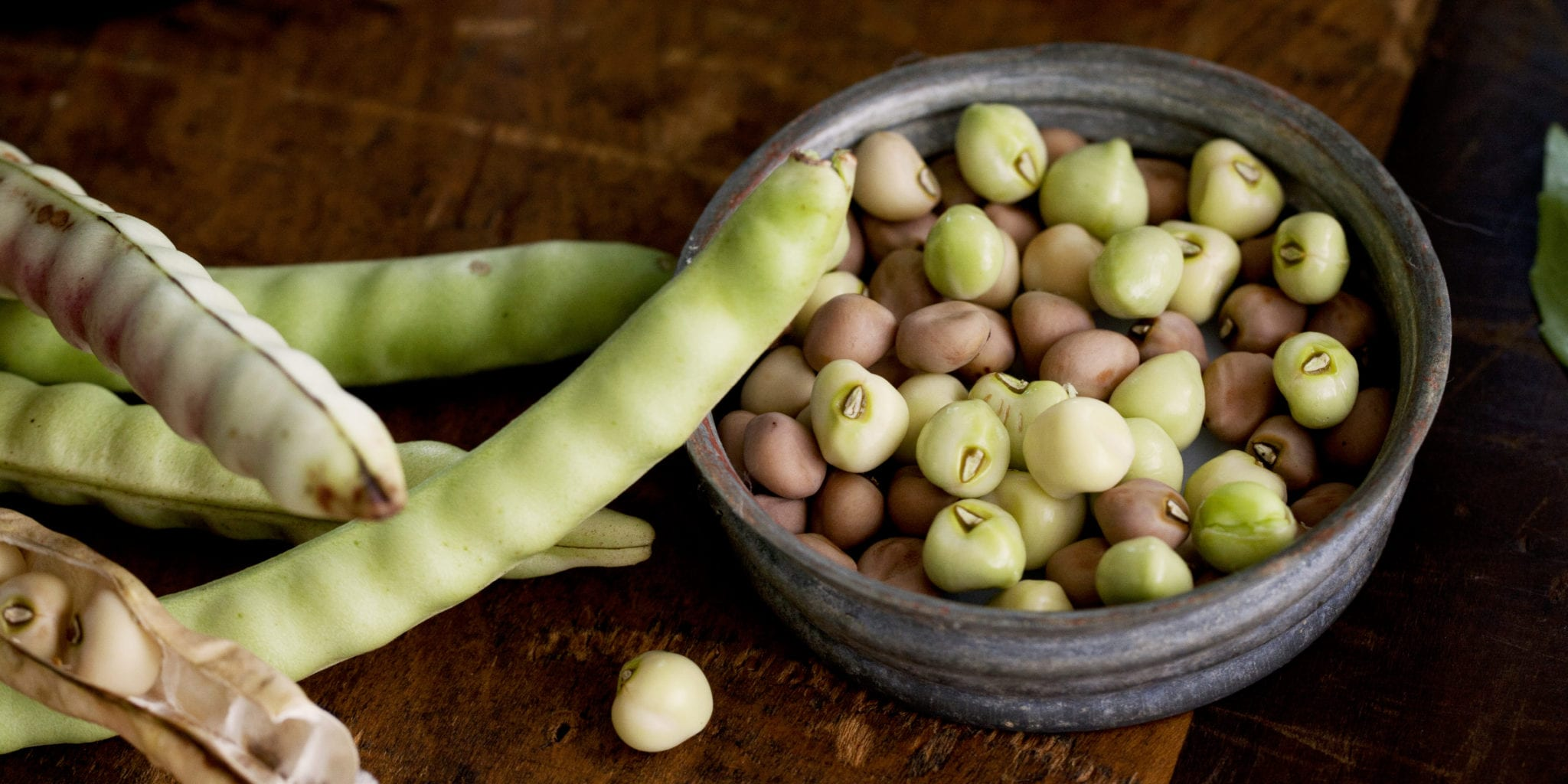 How to Pick Field Peas