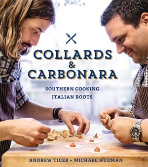 Collards & Carbonara Release Party