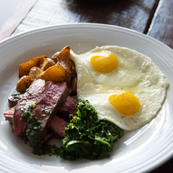 Three Things that You Should Order at The Macintosh Brunch