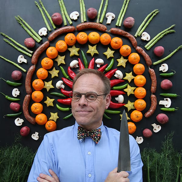 Alton Brown Will Visit Southern Cities on his Live Show Tour