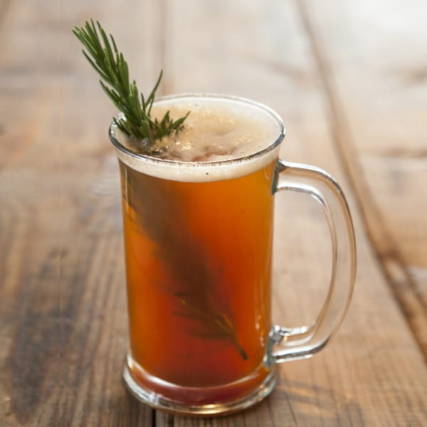 Hank's Spruce Beer aka Pine(apple) Punch