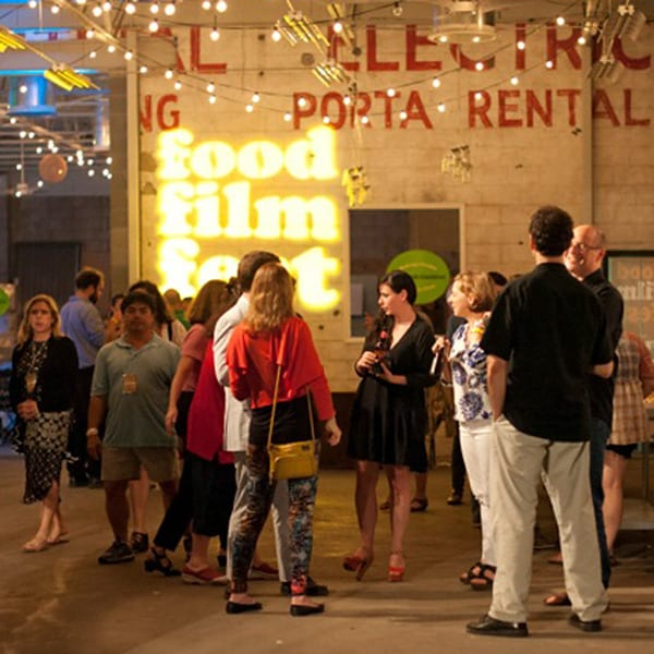 The Food Film Festival: <br> Charleston is Back and Tickets are On Sale