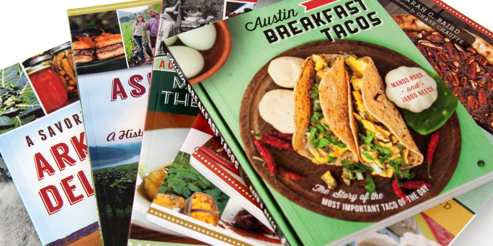 Perfect Reads for the Road-tripping Foodie