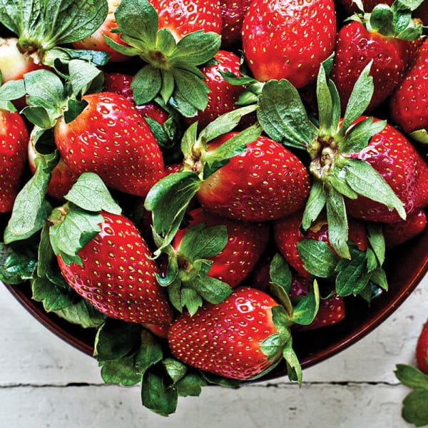 A Love Letter to Local Strawberries