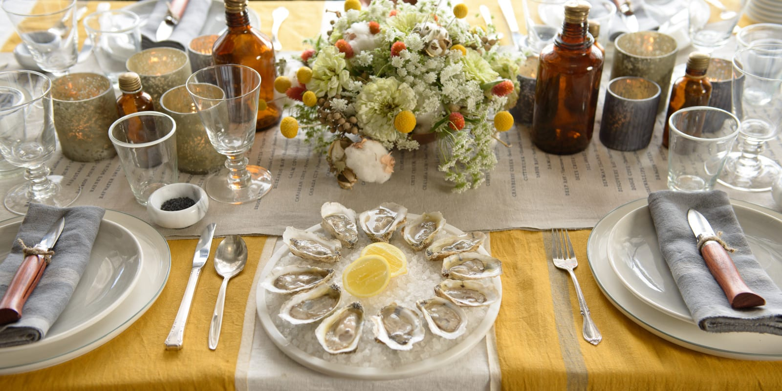 5 O'Clock Somewhere Friday: <br>Virginia Wine and Oysters