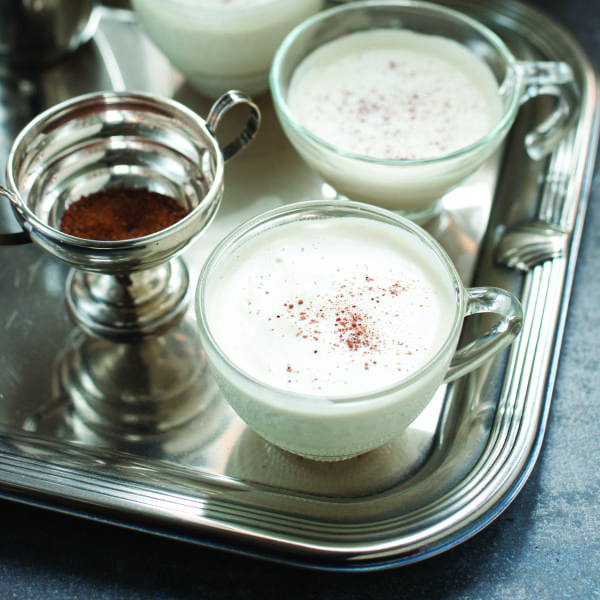 Blender Milk Punch