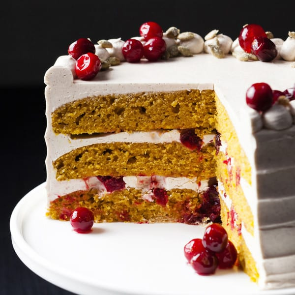 Pumpkin Layer Cake