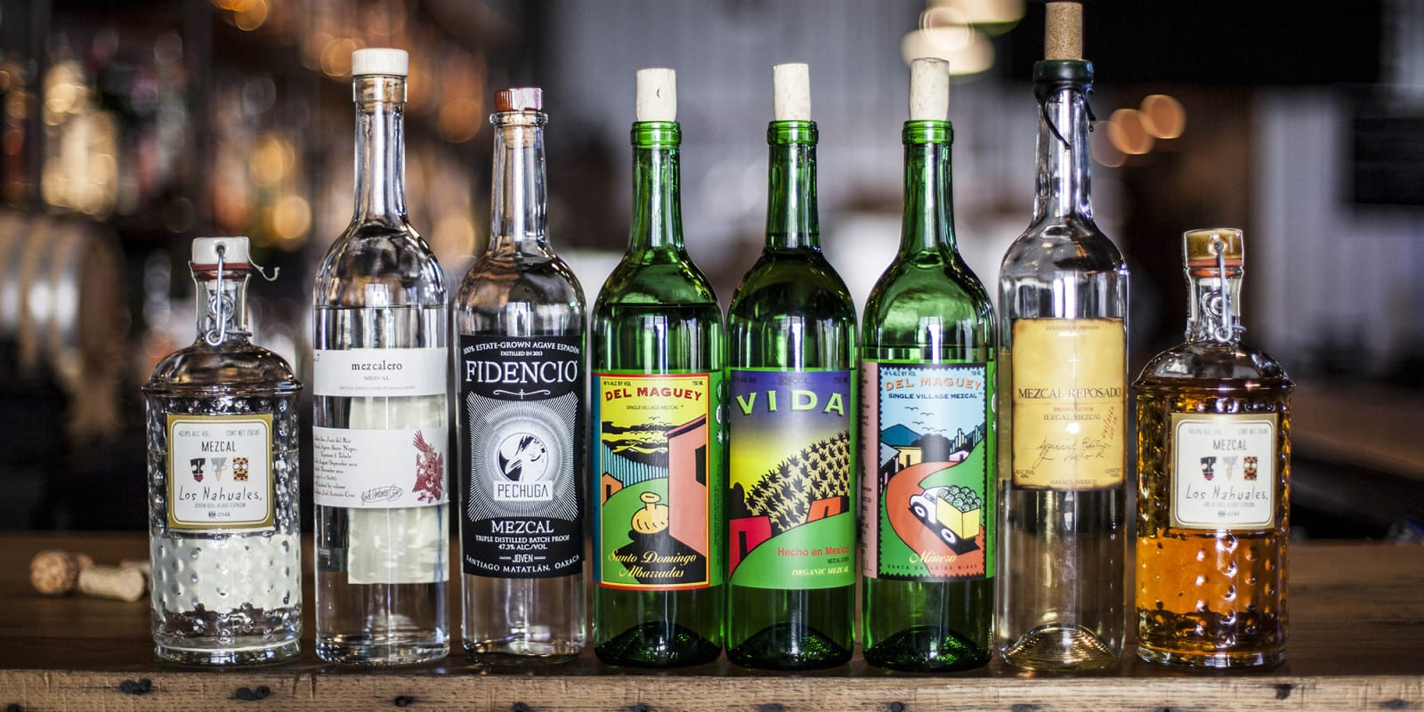 5 O'Clock Somewhere Friday: Mezcal Isn't Messing Around
