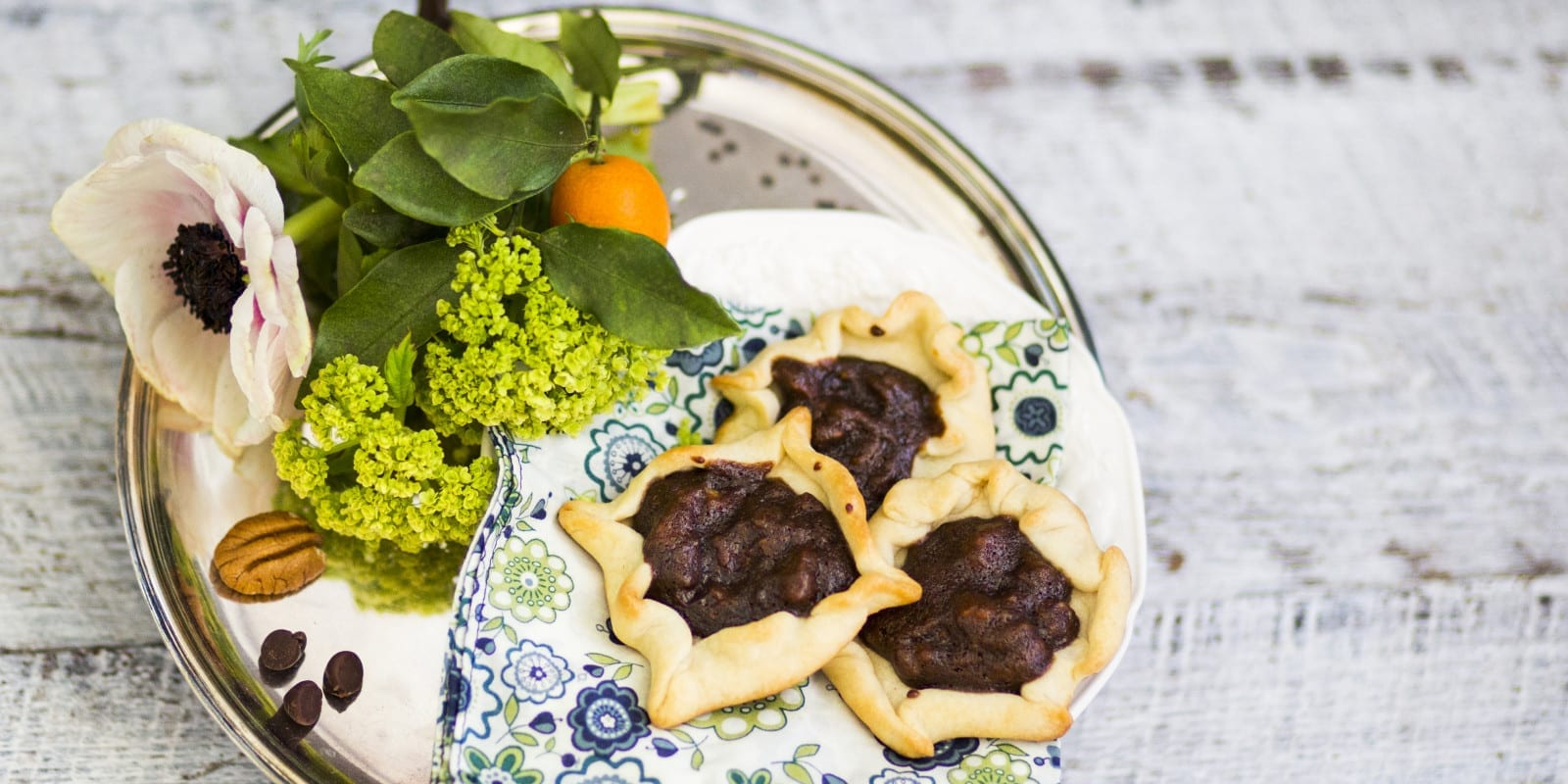 Worth the Heat: Pecan Pie Picnic Cookies