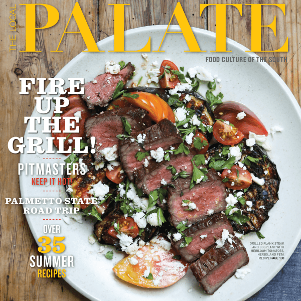 The Grilling Issue. Our August Cover is Here.