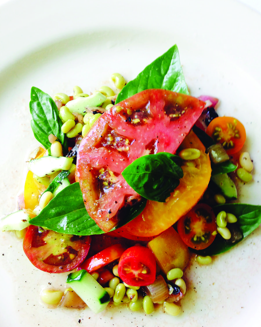 Heirloom Tomato Salad - Highlands