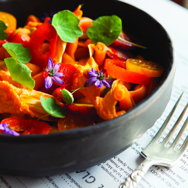 Red Pepper Strozzapreti