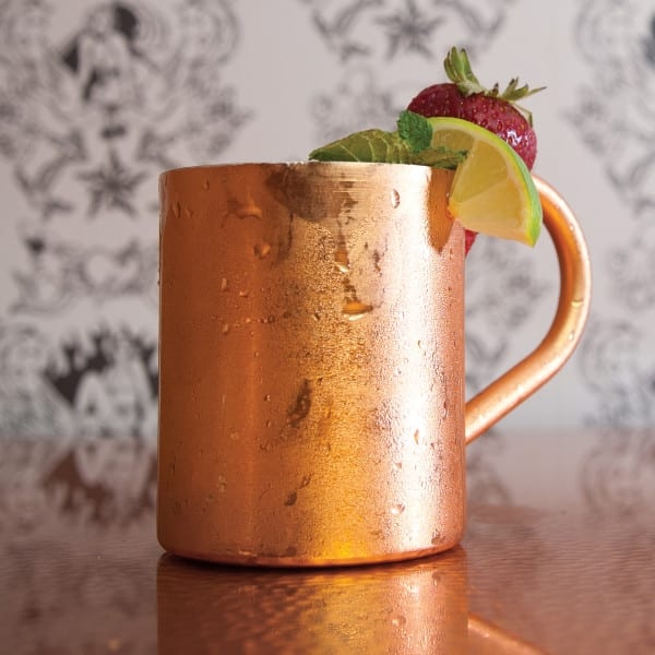 The Local Palate | Mule Drink Shoot | FamZing Photography