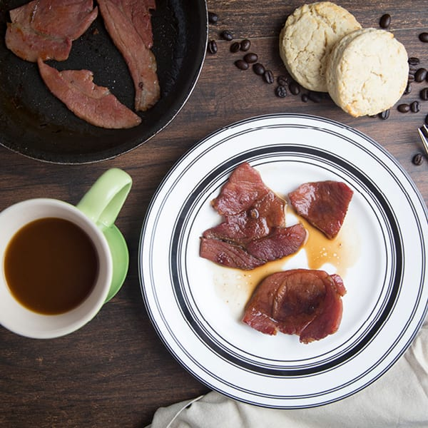 Allan Benton's Country Ham and Red-Eye Gravy