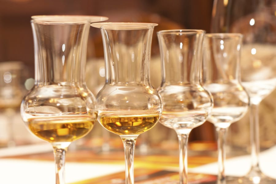 Scotch Tasting at Gourmet and Grapes