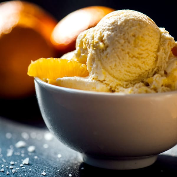 Satsuma Dreamsicle Ice Cream