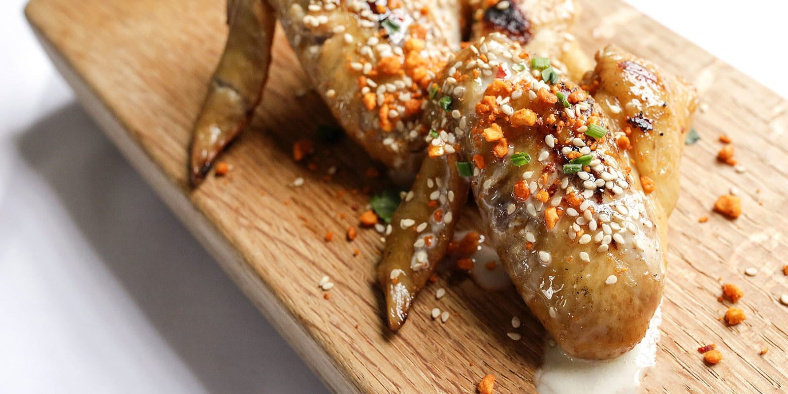 Can't Lose Carolina: A Charlotte Chef's Undefeated Wing Recipe