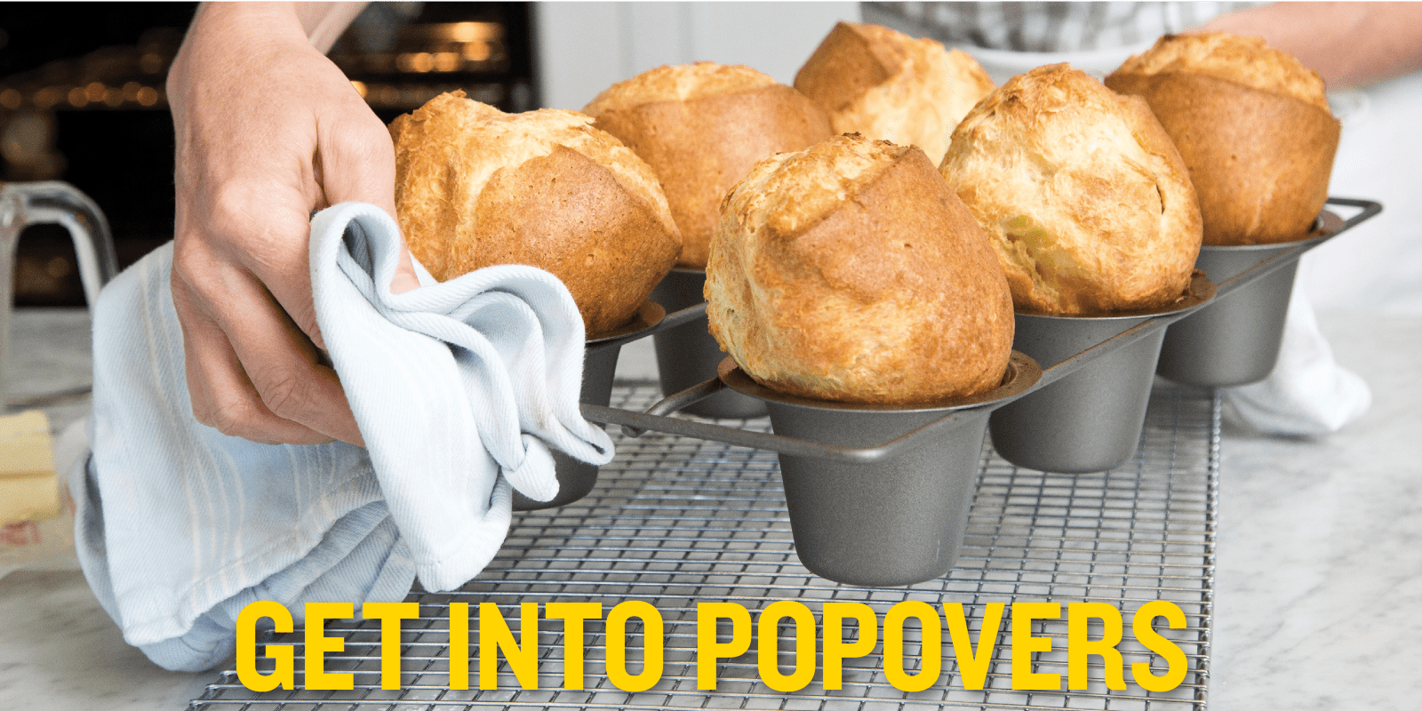 Sweet or Savory, These Puffs Are an Easy Anytime Treat