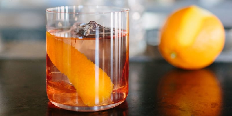 Tequila Old Fashioned Cocktail Recipe