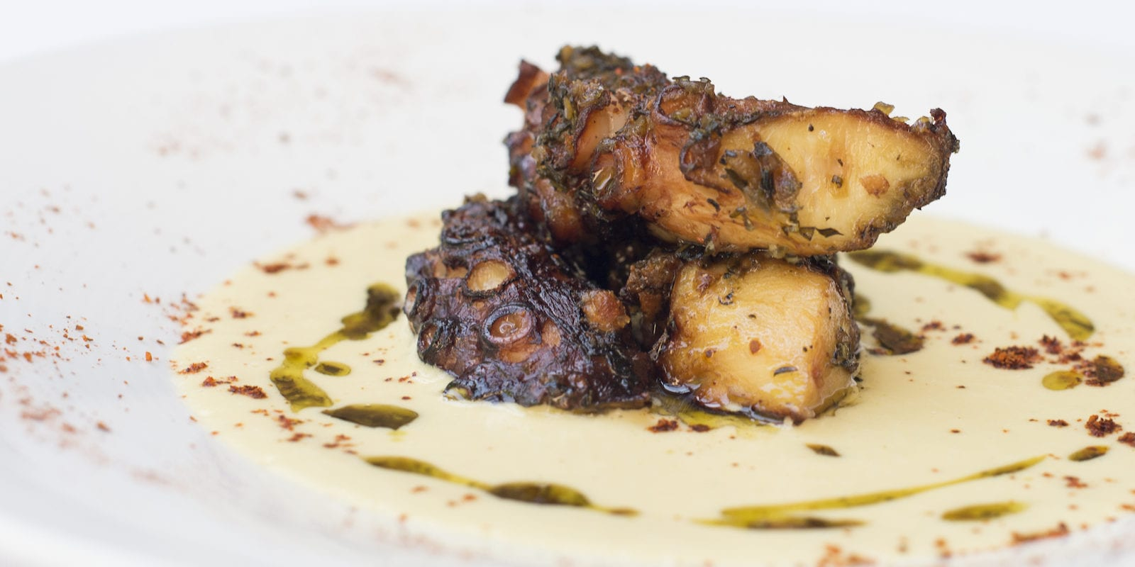 Grilled Octopus Made Easy