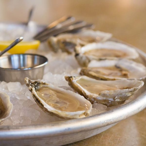 Oysters in August: The Story Behind the