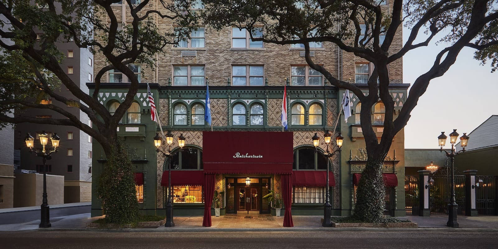 The Getaway: New Orleans' Pontchartrain Hotel