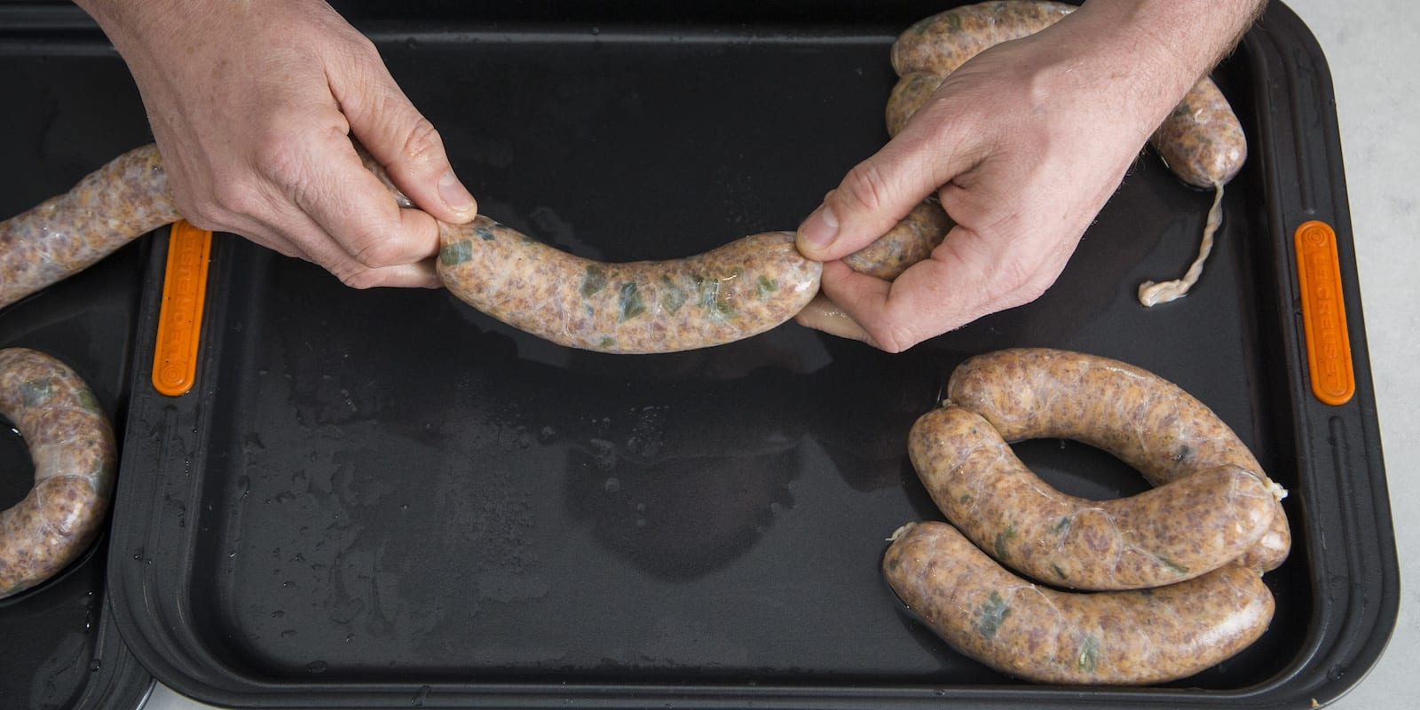 Culinary Class: Pork and Poblano Sausage