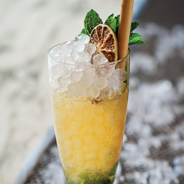Belly Up: Mocktails