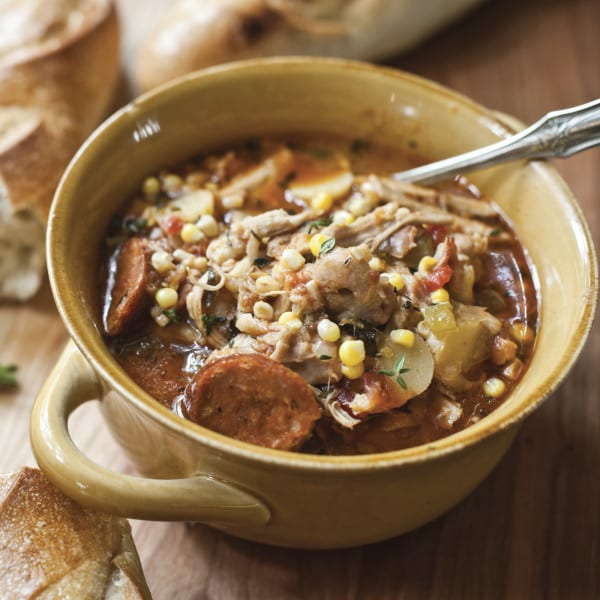 Lowcountry Brunswick Stew