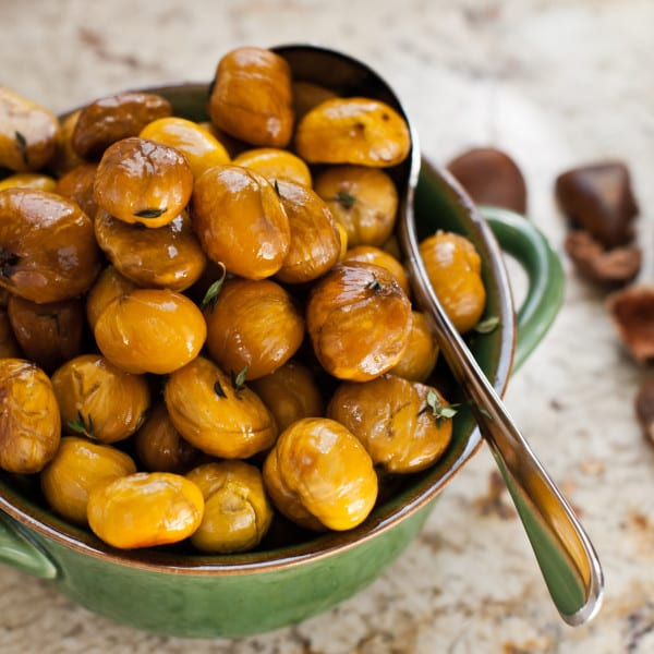 Glazed Chestnuts