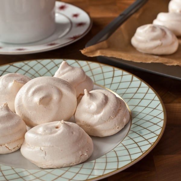 Classic French Meringues