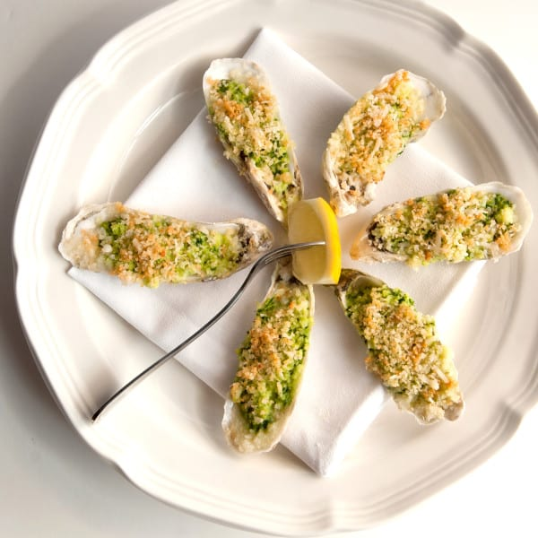 (Not so Ordinary) Oysters Rockefeller