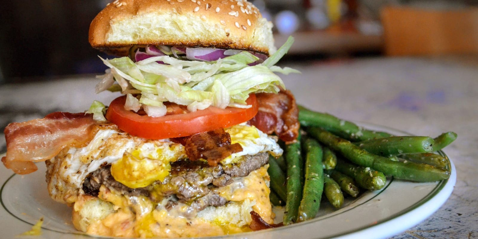 The Juiciest Burgers in Charleston