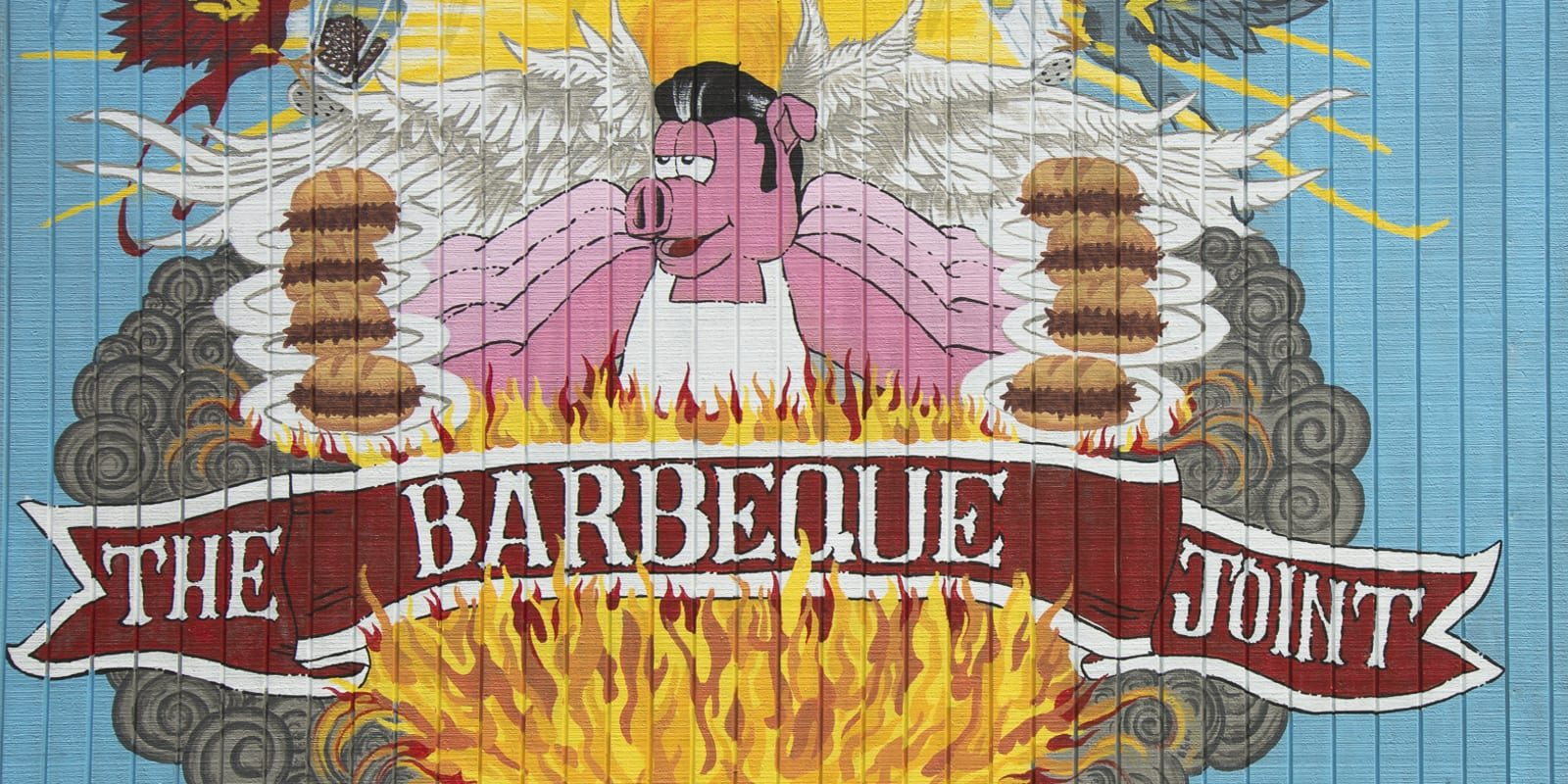 Barbecue Joint Celebrates Five Years