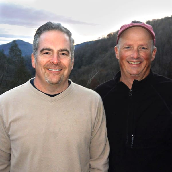 Paul and Eddie of Two Brothers Jerky Blog