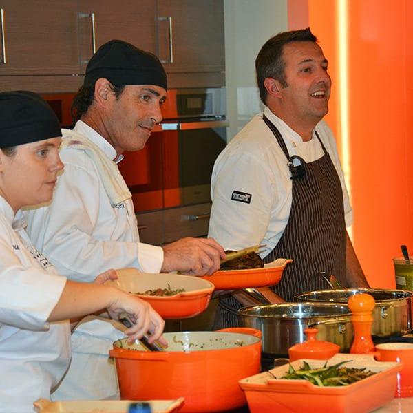 Three Things I Learned About Lamb at Le Creuset's Guest Chef Series