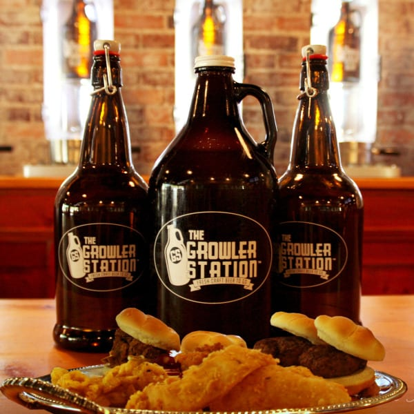 Should You Serve Beer at Thanksgiving? The Growler Station Thinks So