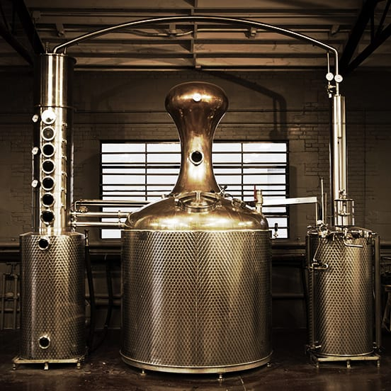 A Day in the Field with High Wire Distilling