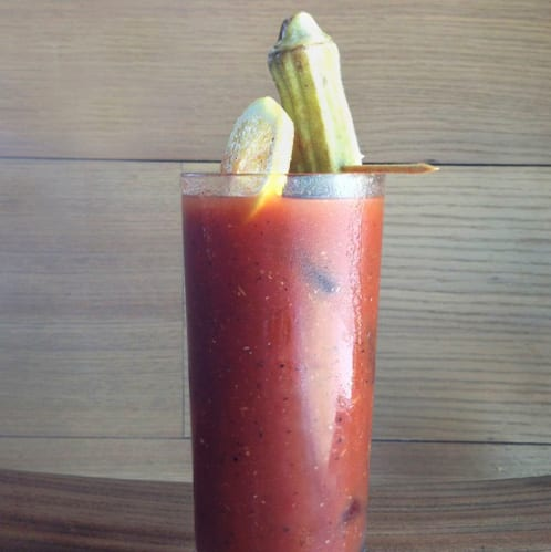 Calalloo Bloody Mary