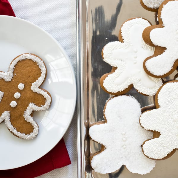 A Bonus Gingerbread Cookie Recipe