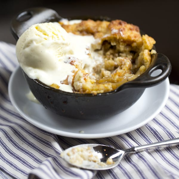 Apple Cornbread Cobbler