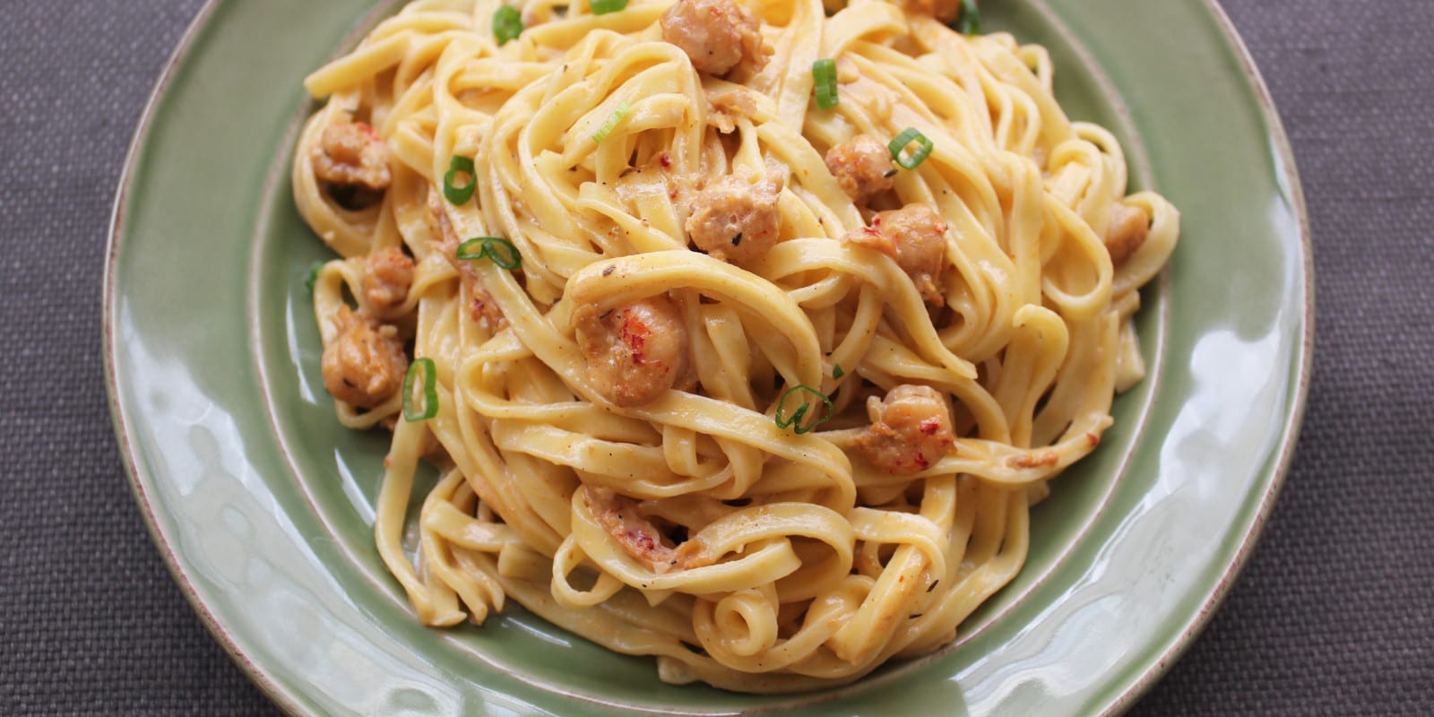 Emeril's Crawfish <br> Fettuccini and More