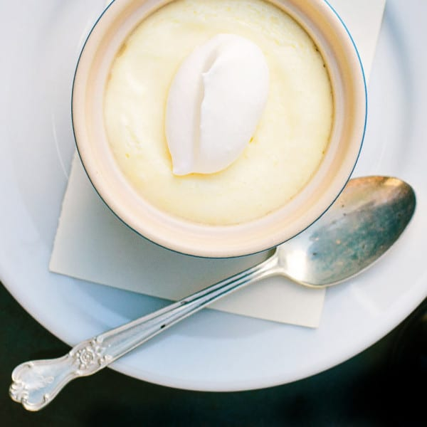 Mousse Au Citron <br>(Lemon Mousse)
