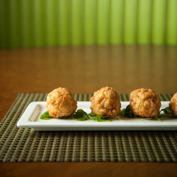 Maryland Crab Arancini