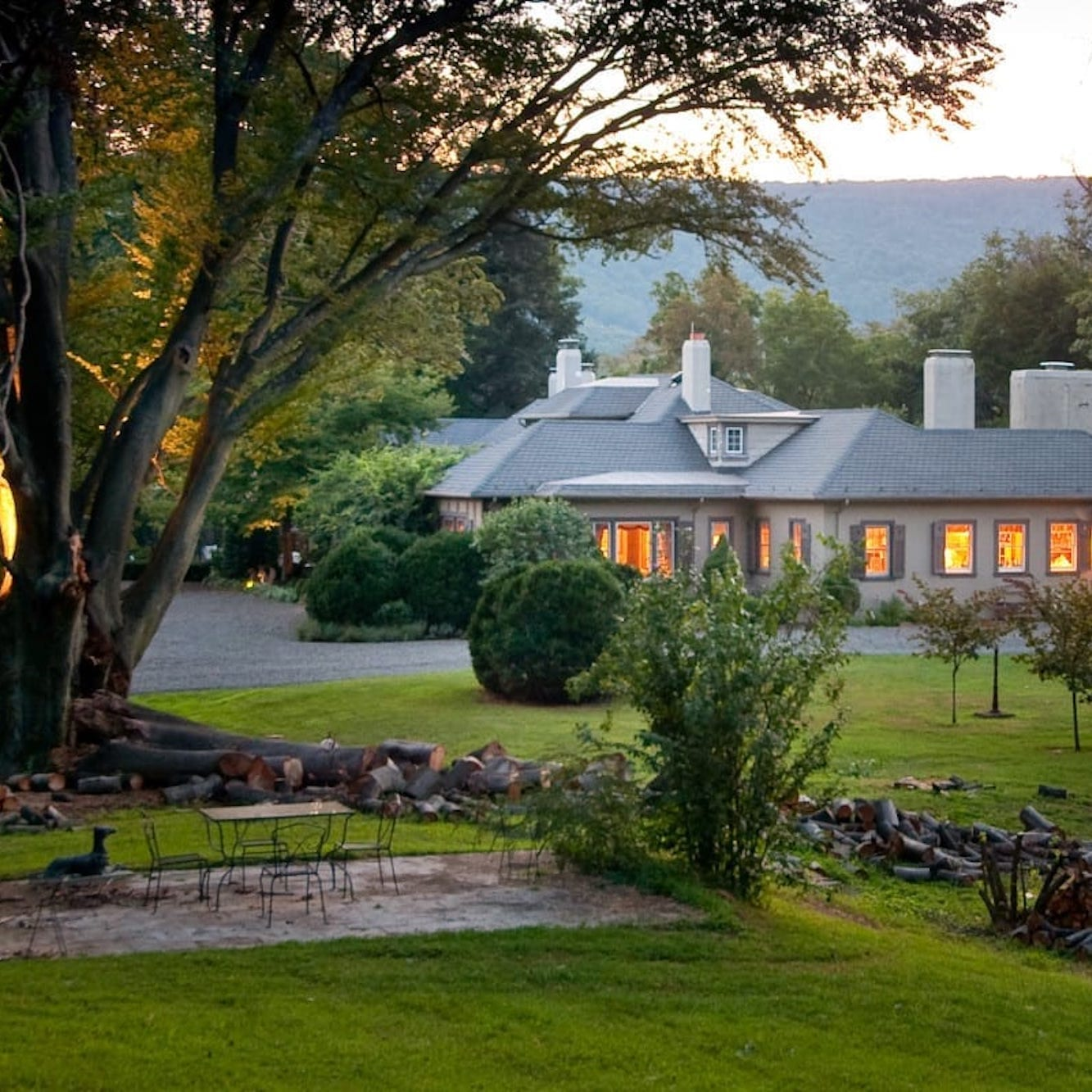 Getaways in Virginia Wine Country