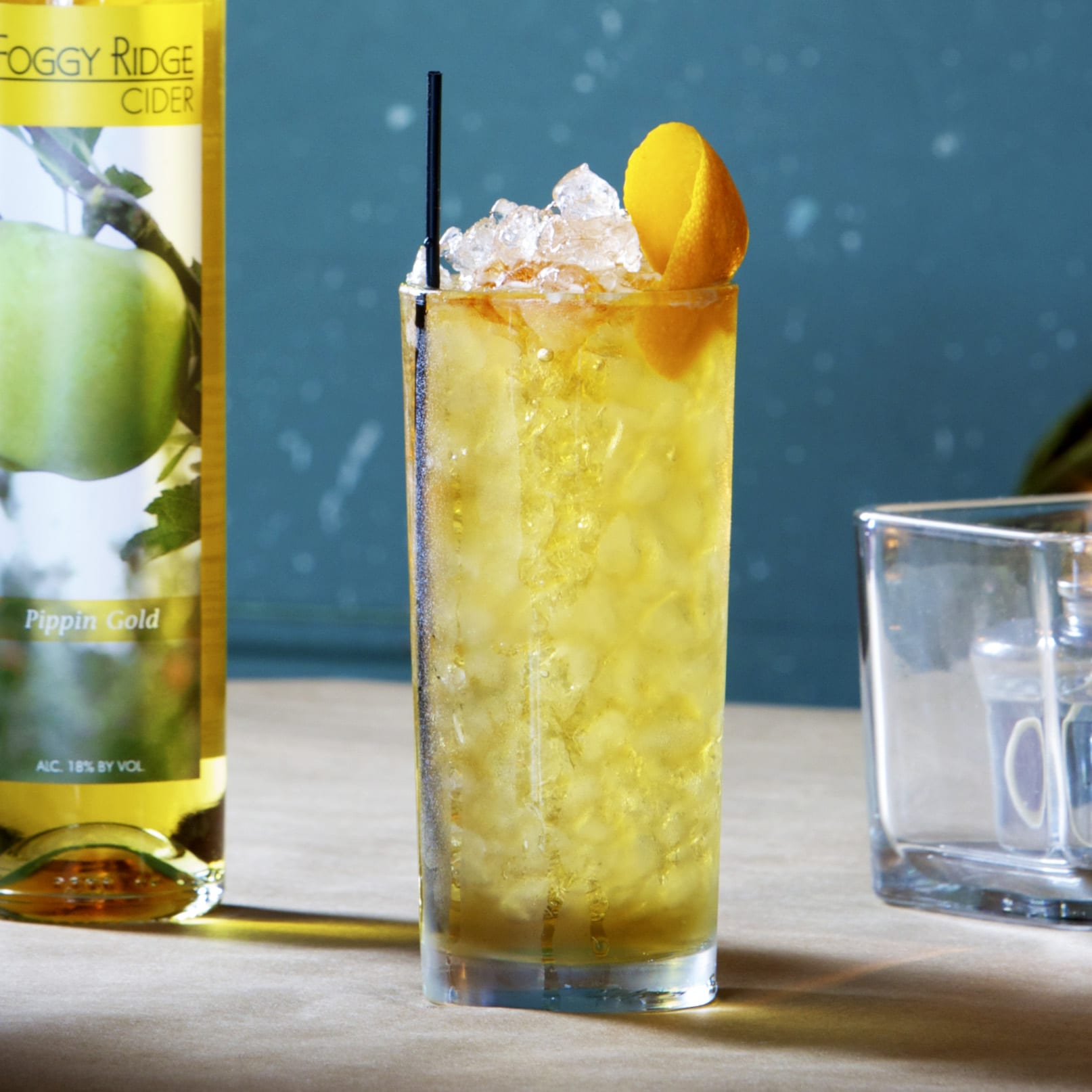 A Sublime Summer Cider Cocktail From Lucky Restaurant