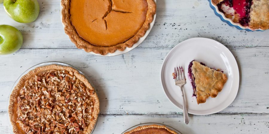 Pie Recipes by Nathalie Duprees